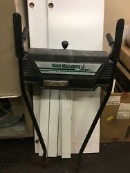 Mtd Yard Machines Snow Blower Parts Handle Assemblygood / Used