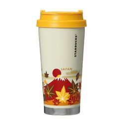 2020 Japan Autumn Starbucks You Are Here Collection Stainless Tumbler 473ml