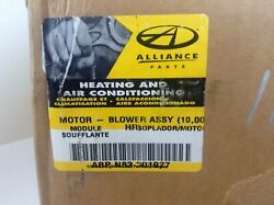 Alliance Parts Motor Blower Assy Abp-n83-301927 Rd5-11404-0