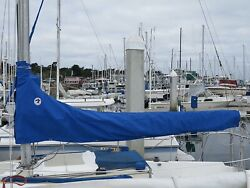 Mainsail Boom Cover To Suit 430cm Mainsail - As New