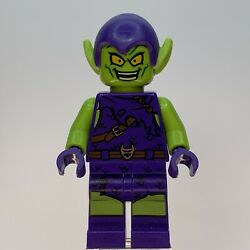 Lego Green Goblin Minifigure Sh545 Excellent Pre Owned