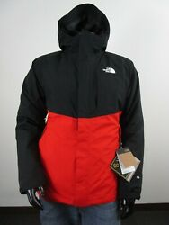 Mens Xxl The Mountain Light Tri Gore Tex Insulated Hooded Jacket Blac