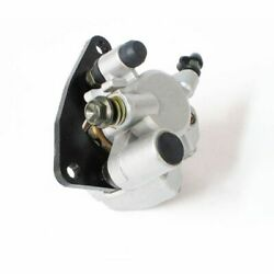 Left Front Brake Caliper And Pads Fit Yamaha Yfm350-x Warrior 2wd 1998 1999 2000