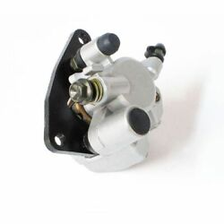 Left Front Brake Caliper And Pads Fit Yamaha Yfm450-fap Grizzly Eps Auto 4wd 2013