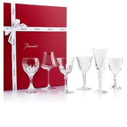 Baccarat Wine Therapy - 6 Lunettes 2812727 Baccarat - Cristal