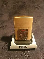 Zippo Lighter Indianapolis 500. 1995 In Presentation Tin. Mint Condition.