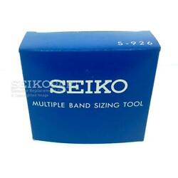 Genuine Seiko S-926 Multiple Watch Band Sizing Tool Link Removal Tool From Japan