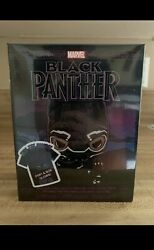 Funko Pop Black Panther Glow In The Dark Pop And Tee [xl]sealed🔥