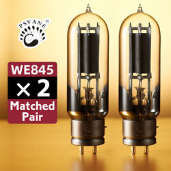 2pcs Psvane We845 Vacuum Tube Matched Pair Western Electric We284a 11