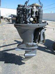 2003 Yamaha Outboard Motor F115tlrb   115 Hp Four Stroke Engine 20 For Parts