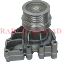 For Cummins Isx15 Qsx15 Water Pump 4089910 4089910rx 4089158 3682311 12 Ribbed