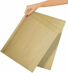 220 Kraft Padded Envelopes 10.5 X 15 Bubble Mailers Natural Brown