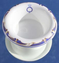 Queen Victoria Royal Yacht Victoria And Albert State Service Caviar Bowl
