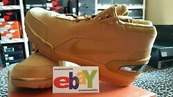 Nike Air Zoom Generation 1st Game Og 12/9/03 Wheat/wheat-gold 308214 771
