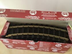 Lgb 12 X 1100 11000 Curved Train Tracks - West Germany - Maybe Used Once