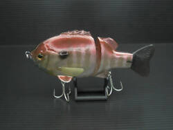 Deps Bull Shooter 160ss Cherry Gill Limited Color Bass Hard Lure Big Bait Used