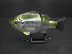 Deps Bull Shooter 160ss Metal Baby Gill Bass Hard Lure Freshwater Big Bait Used