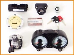 2006 Monster S4rs Ms4rs Testastretta 260km/h Genuine Meter And Ecu And Key Set Yyy