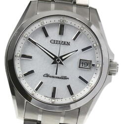 Citizen The Citizen Aq4000-51a Eco Drive Solar Powered Menand039s Watch_599344