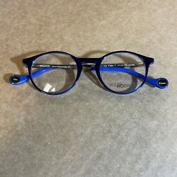 Woow   Womenand039s Eyeglasses   On Time 1   47-20-143   Col 008   Nwot