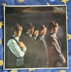 The Rolling Stones - Orig Uk And03964 Decca Lp 1a/1a Short Tell Me Ex+ Copy
