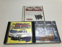 Mighty Mighty Bosstones Lot Of 3 Cds Let's Face It Ska-core Question The Answer