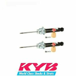 Kyb Gas-a-just 2 Rear Shock Absorbers Kit Fits Jaguar S-type Stype 2000 To 2005