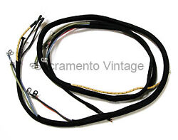 Model T Ford Commutator Wire Harness 1919-25 7 Wire For Cars With Starter