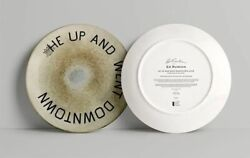 Ed Ruscha - Coalition For Homeless Limited Edition Ceramic. Edition 175 Sold Out