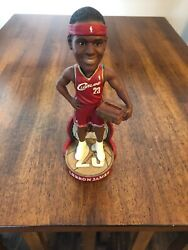 Cleveland Cavaliers Lebron James 2004 Rookie Of The Year Bobblehead