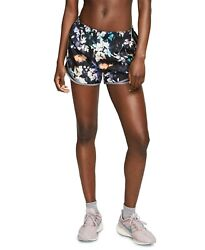 Nike Women's Tempo Printed Running Shorts, Size S