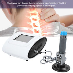 Electromagnetic Extracorporeal Shockwave Therapy Machine Pain Relief Massager Us