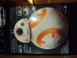 Star Wars Bb-8 Fully Interactive Remote Control Droid Life Size Mib W/free Ship