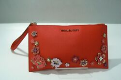 MICHAEL KORS clutch bag Red floral $169.05