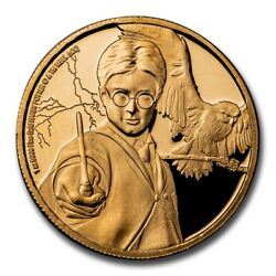 Niue - 2020 - 1 Oz Gold Proof Coin - Harry Potter -