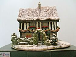 Lilliput Lane Snow Cottage Christmas Pantry L2860 Mint In Box With Deed.