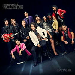 Paul Stanleyand039s Soul Station - Now And Then Cd Released 19/03/2021 Preorder