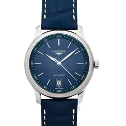 Longines The Longines Master Collection L26284920 Blue Dial Menand039s Watch