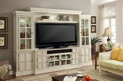 Parker House - Charlotteandnbsp4 Piece 72 In Entertainment Wall - Cha172-4