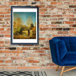 Edward Lamson Henry - Going To Town Wall Art Poster Print