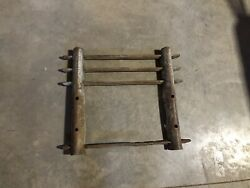 Vintage Bumper Grill Guard Accessory 1930s 1940s Early 1950and039s Gm Ford Mopar