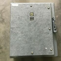 Square D H-364df 200 Amp Heavy Duty Safety Switch 600 Volts