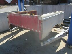 Orignal 1964 66 Ford F100 Short Bed With Tail Gate