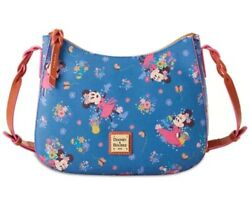 Disney 2021 EPCOT Flower And Garden Festival Crossbody by Dooney and Bourke $269.95