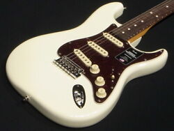 Fender American Professional Ii Stratocaster Rw Owt Electric Guitar