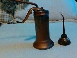 Vintage Small Oil Cans, Eagle And 1 Other
