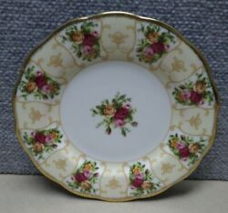 Royal Albert Old Country Roses Rose Cameo Peach 8 Salad Plate