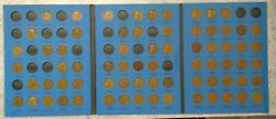 71 Coin Set 1909-1940 Lincoln Wheat Penny Cent - Early Dates Collection  256
