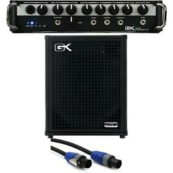 Gallien-krueger Legacy 800 And Neo Iv 1 X 15-inch Cab Bundle