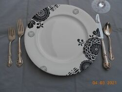 Joan Of Arc By International Sterling One 4 Piece Place Setting Place Size